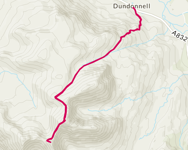 An Teallach - Up and Down