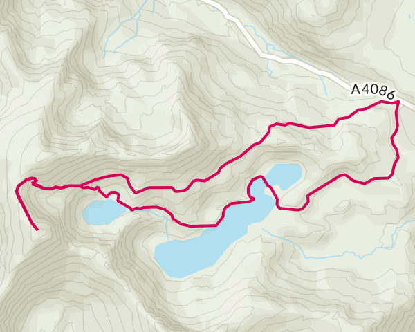 Untitled map | Pyg Track and Miners' Track