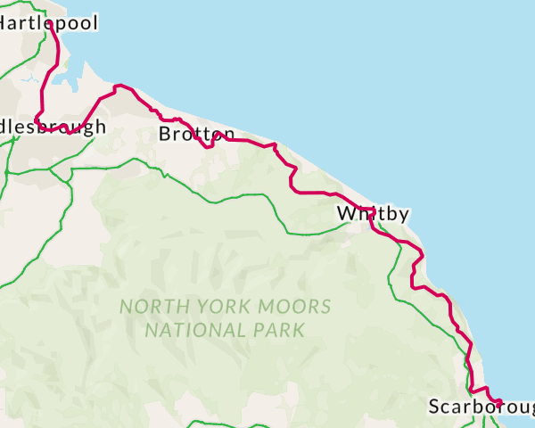 Great Tour - Stage 29 - Hartlepool - Scarborough
