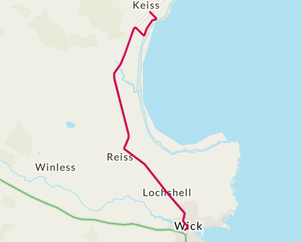 2018 10 11 Wick to Keiss