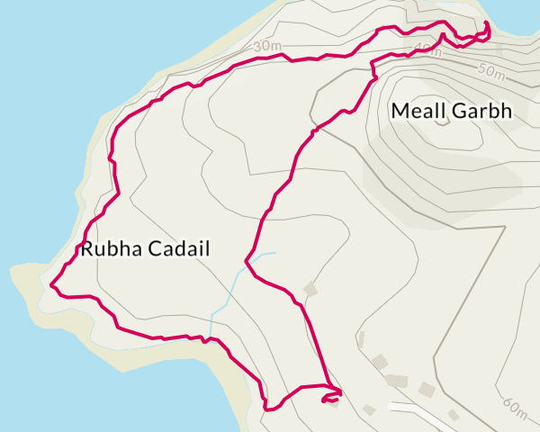 Circular Route to Otter Cove