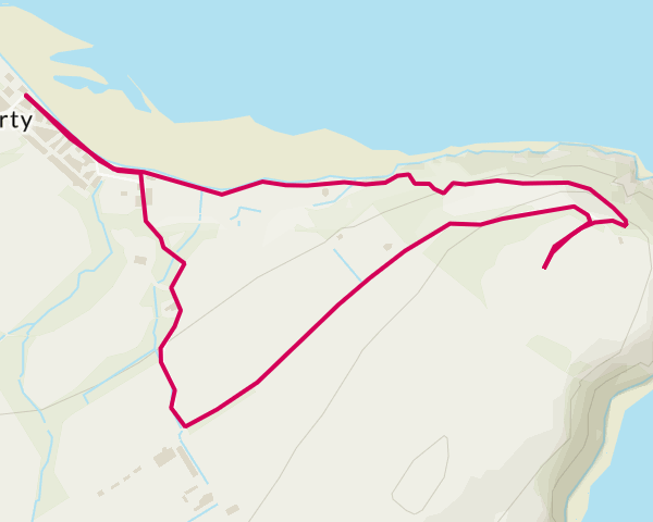 Country Walking: Cromarty Firth, Highland